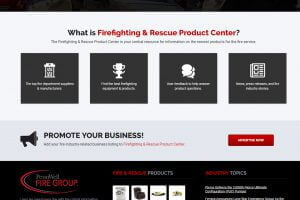 PennWell Fire Group Product Center